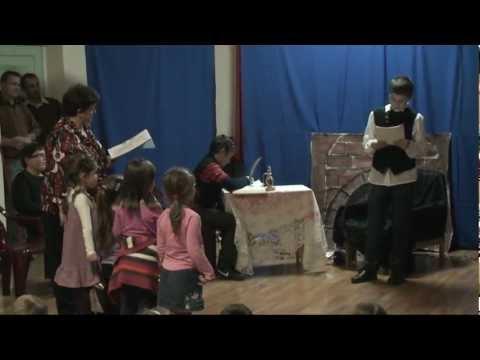 Hétszínvirág AMI Adventi készülődés dráma előadása