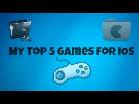 Top 5 Games for iOS [iPhone 5s, 5c, 5, 4s, 4 iPod 5G, 4G iPad 2, 3, 4, and iPad Mini] from YouTube · Duration:  4 minutes 54 seconds