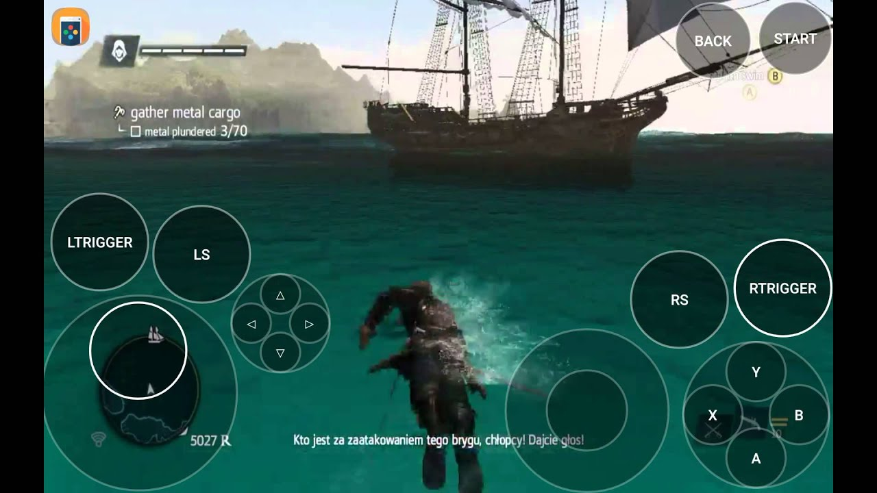 assassin black flag android