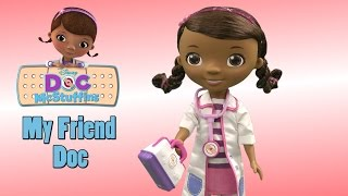 Doc McStuffins Toy Hospital My Friend Doc from Just Play