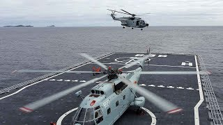 A review of China-Russia annual joint naval drills