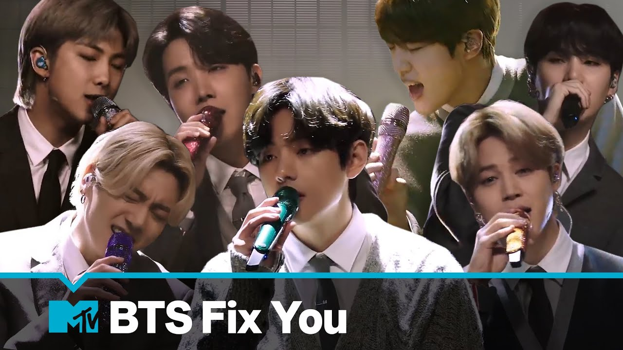Download BTS Performs 'Fix You' (Coldplay Cover) | MTV Unplugged Presents: BTS