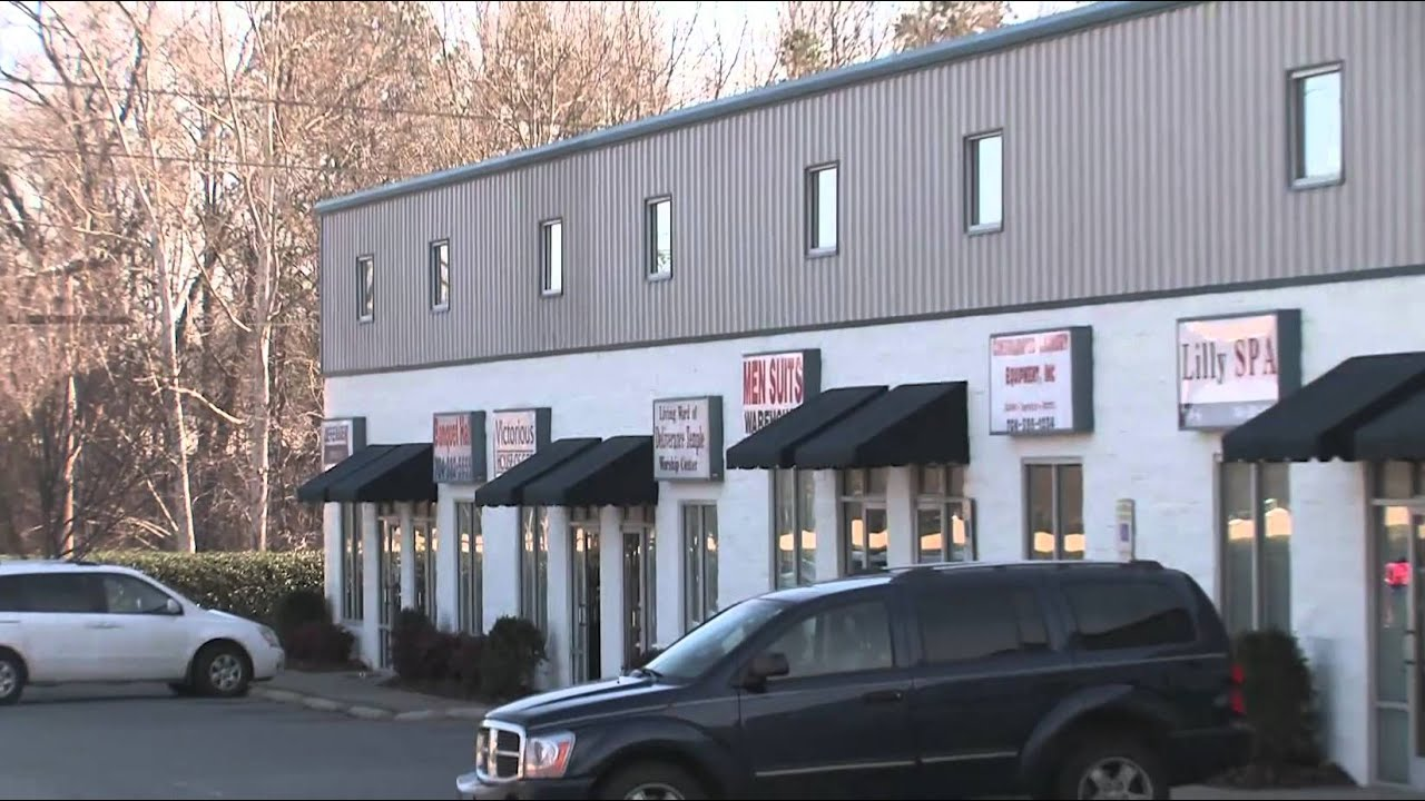 Corridor Business Park In Charlotte, NC   Commercial Warehouse Office Space    YouTube