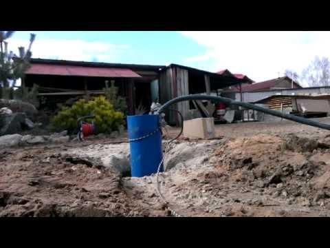 Обман при бурении скважин на воду