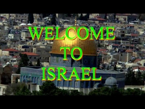 Welcome to Israel- Part III-JERUSALEM