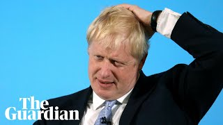 Boris Johnson: No-deal Brexit claims are 'wildly overdone ... and planes will fly'
