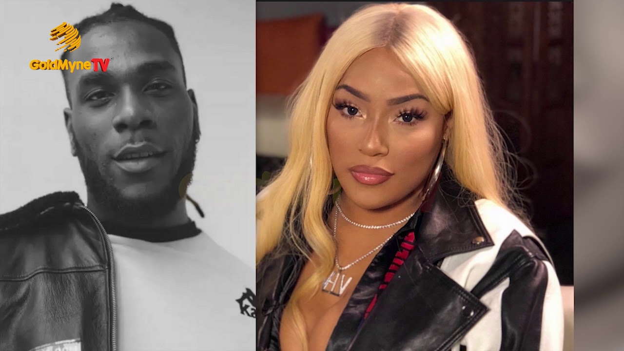 Image result for You would not believe what Stefflon Don wanted from Burna Boy on her birthday     ,   photos