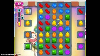 candy crush saga level 207 no booster