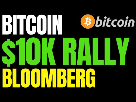 Bitcoin Price To Rally Past $10,000: Bloomberg Analysts | Peter Schiff On BTC Price Drop