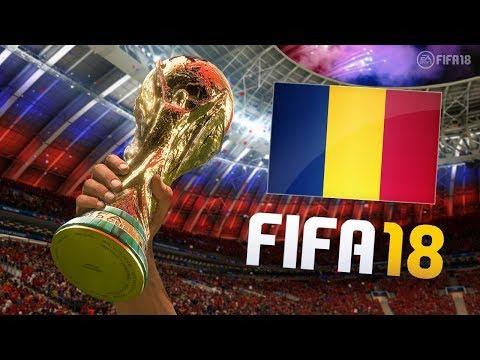 ROMANIA LA CUPA MONDIALA SI MI-A PICAT MESSI IN PACK !!! FIFA 18 WORLD CUP !!!