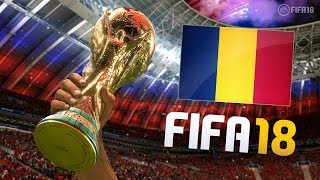 ROMANIA LA CUPA MONDIALA SI MI-A PICAT MESSI IN PACK !!! FIFA 18 WORLD CUP !!!