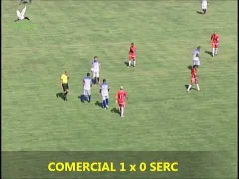 Gols do  jogo COMERCIAL 2 x 0 SERC CHAPADÃO