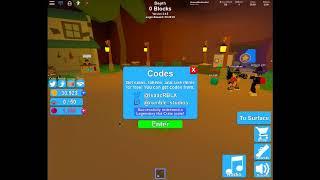 100 codes for mining simulator part 1