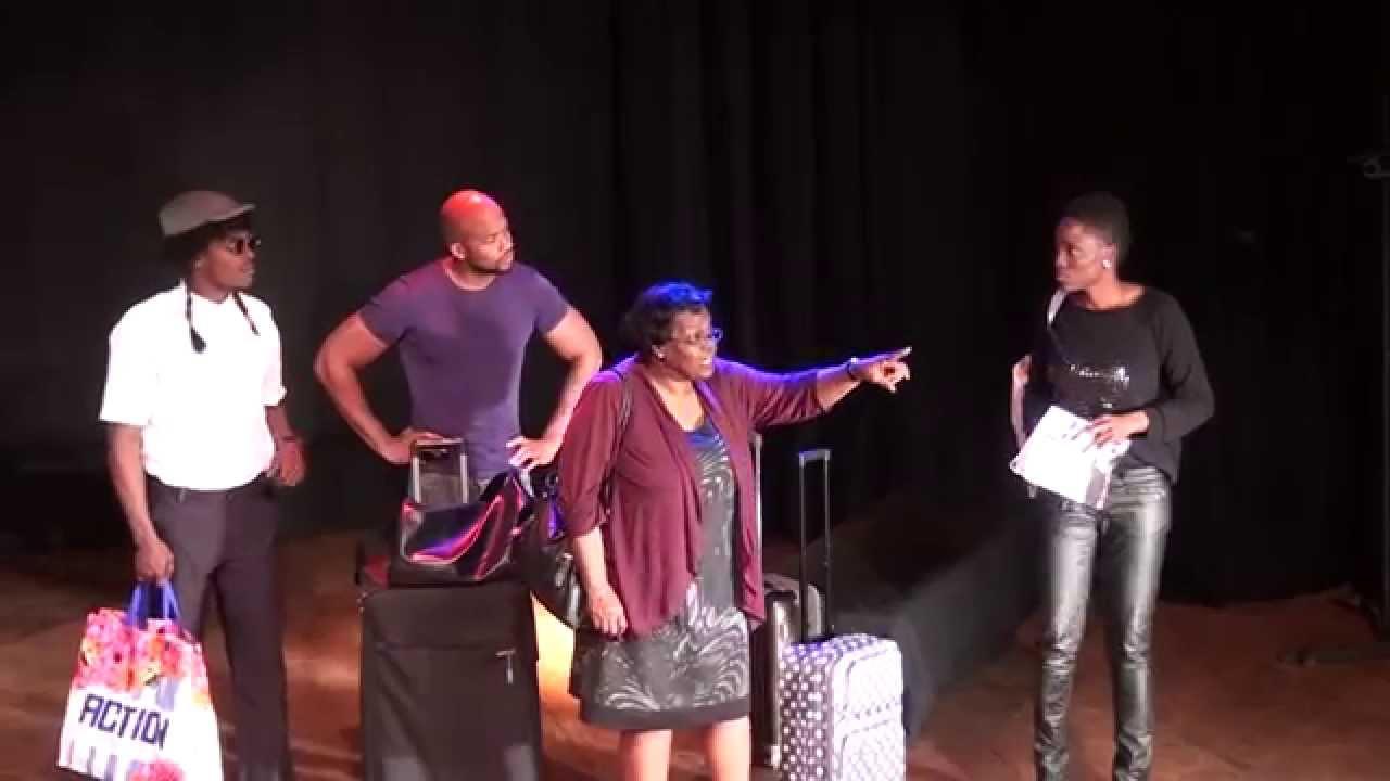 Trailer - Komedia Makamba Pretu
