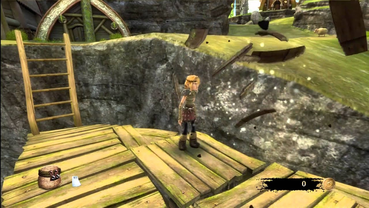 How to train your dragon xbox 360 breaking barrels youtube ccuart Choice Image