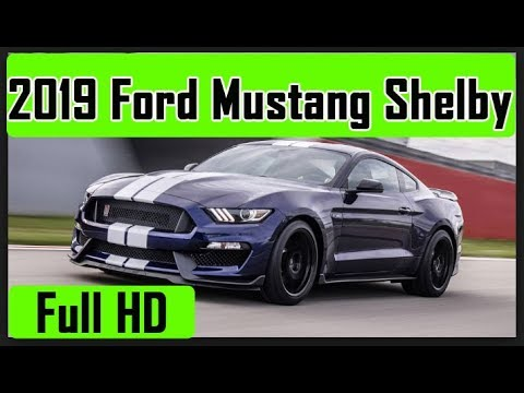 GT  | New  Ford Mustang Shelby GT Review