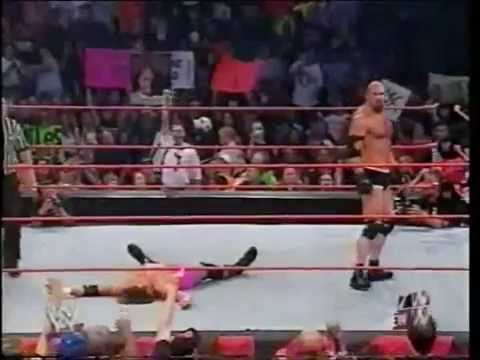 Goldberg vs Steven Richards