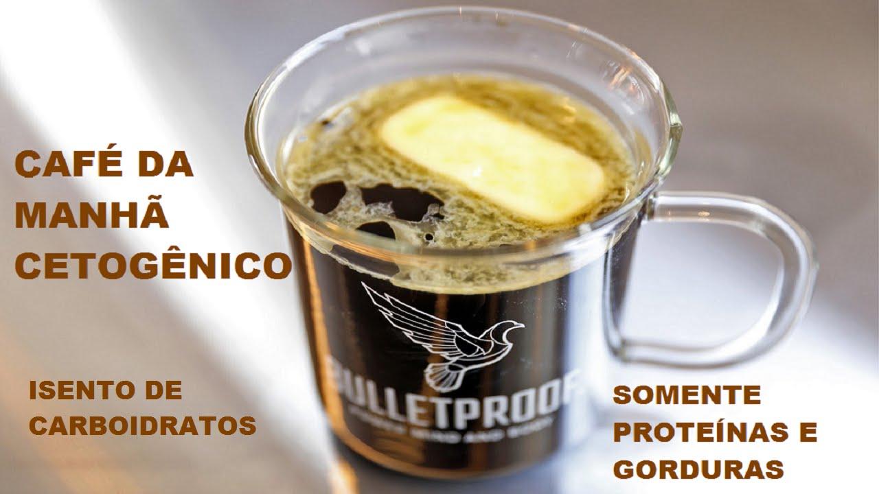 pode tomar café na dieta cetogênica