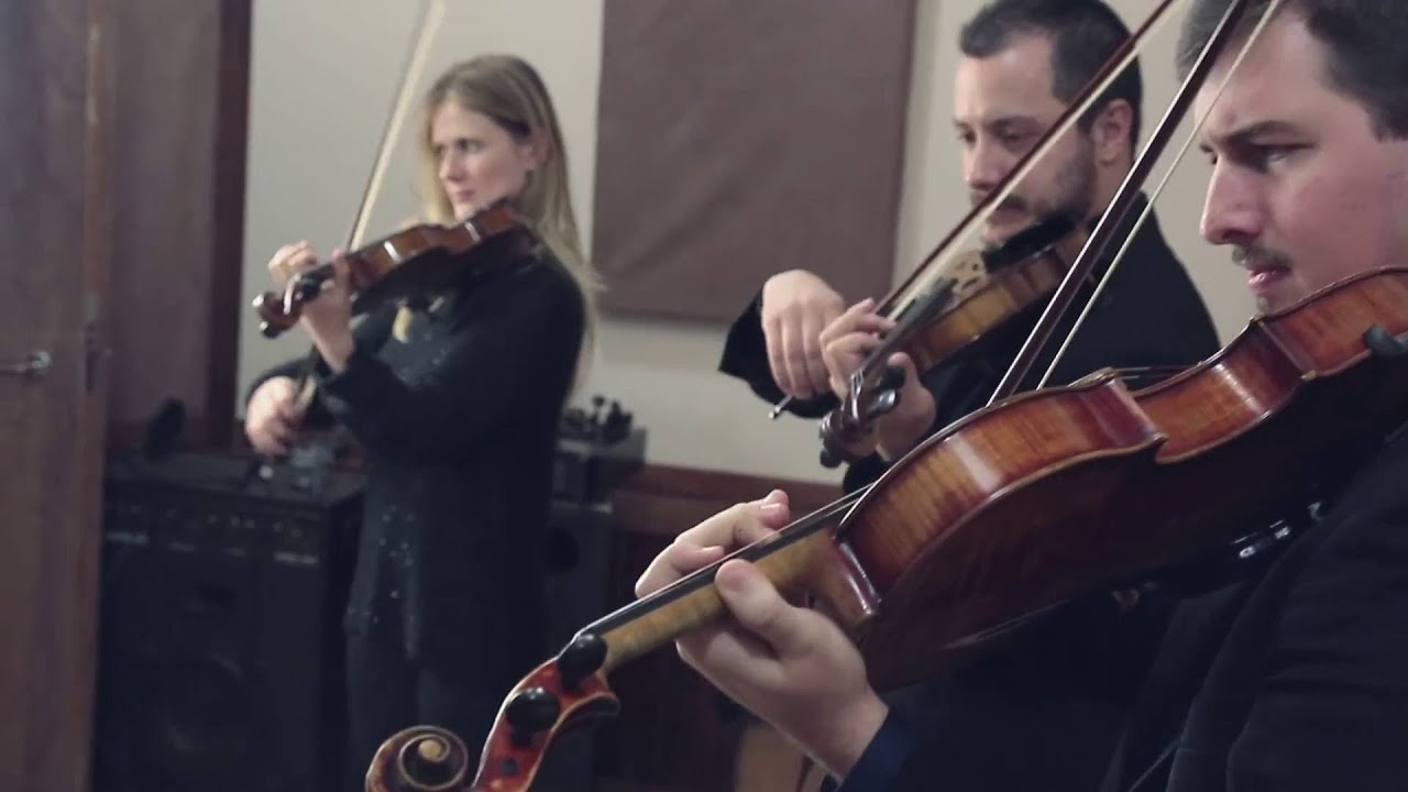 SECRETS, OneRepublic, by Hegenberg String Quartet (HSQ)