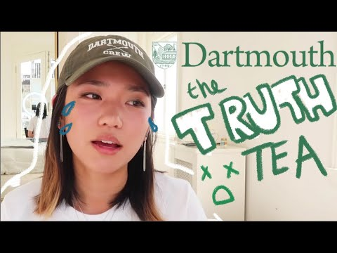 Things I Hate And Love About Dartmouth (brutally Honest Senior) | JustJoelle1