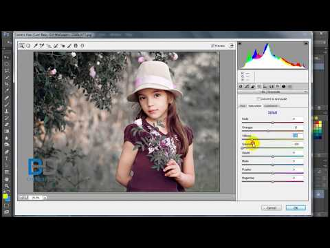 photoshop tutorial camera raw color photo editing bangali 2019 thumbnail