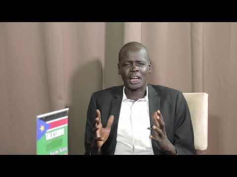 Peter Atem Ngor on South Sudan Greater Equatoria, Bhar-El-Gazel and Upper NILE