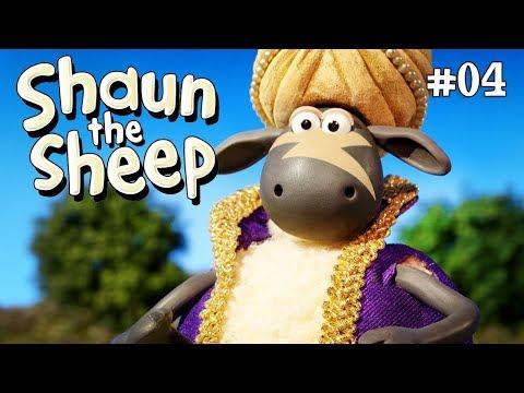 Sang jin - Shaun the Sheep [The Genie]