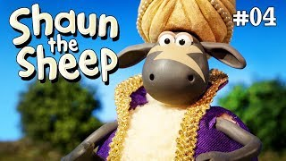 Sang jin - Shaun the Sheep [The Genie]