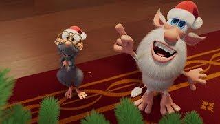 Буба - Серия #36 - С Новым годом и Рождеством! 🎄 - Весёлые мультики для детей - Буба МультТВ