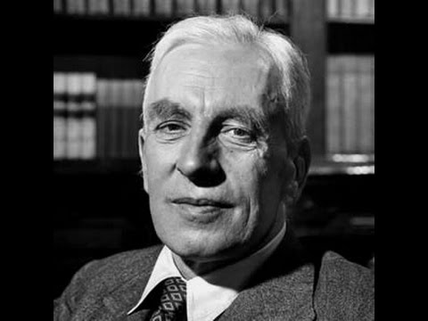 Arnold Toynbee lecturing at UCLA 4/1/1963