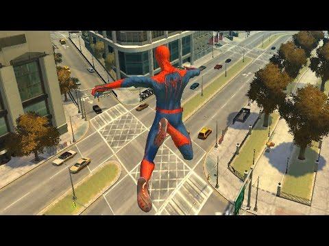 Grand Theft Auto IV -  Spiderman IV Script (MOD) HD