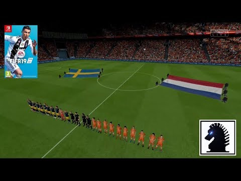 NS FIFA 19 – Women's World Cup – Semi-Final: Netherlands vs. Sweden