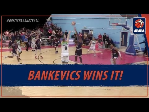 Ingus Bankevics Banks In Game-Winner In CRAZY Finish!