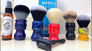 Yaqi Brush & Wild West Shaving CO.