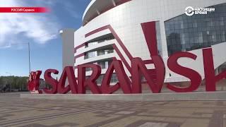 Саранск: как ветхие дома многоэтажкой закрыли   НАСТОЯЩИЙ ФУТБОЛ