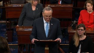 US Democrats accept compromise to end government shutdown