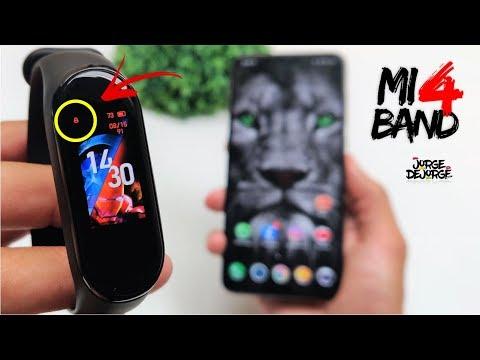 ★ Xiaomi MI BAND 4 — Apresentação, Dicas e Truques — Preço +BARATO!