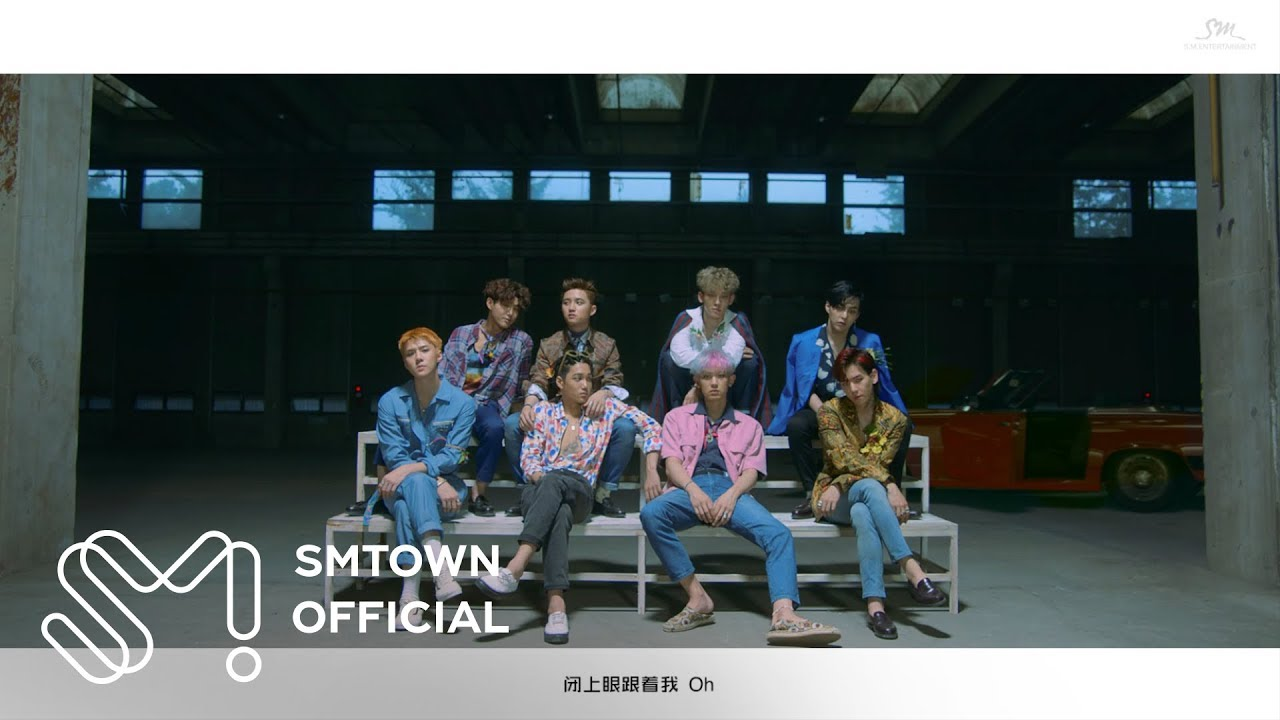Download EXO 엑소 '叩叩趴(Ko Ko Bop)' MV