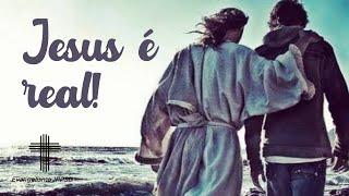 Jesus é real! Ev. Juan