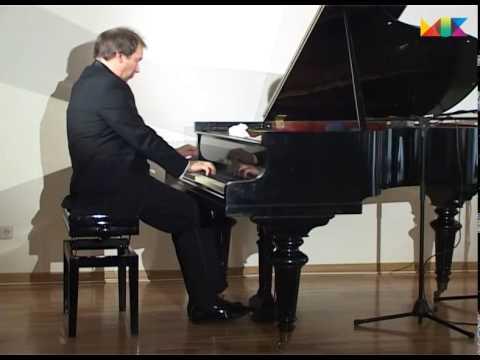 Юрий Розум. Л.В.Бетховен. Лунная соната/Beethoven, Piano Sonata No. 14