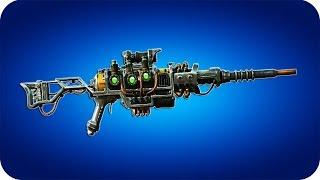 Fallout 4 - Уникальное оружие Плазмакастер стража