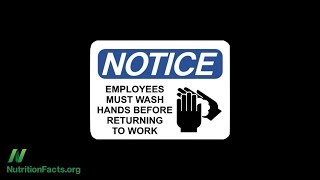 Jak si myjí ruce zaměstnanci restaurací?