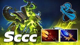 Sccc Pugna   Team Newbee   Dota 2 Pro Gameplay