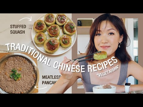 Traditional Chinese Recipes *Vegetarian* 🌱