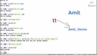 Understanding Variables in Python
