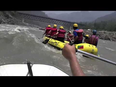 Rafting@Ganges River June 2-3, 2012