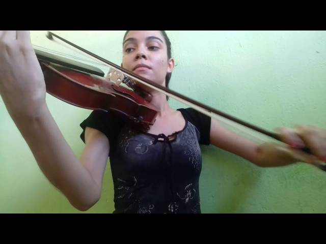 Greensleeves Primeiro Violino