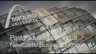 Postgraduate Learning at Newcastle Business School