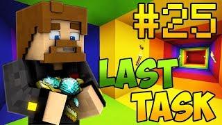 Minecraft LastTask 2 #25 - ТОННЕЛЬ НАТУРАЛА