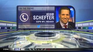 Adam Schefter talks Jets and NFL news - The Michael Kay Show